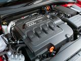 Photos of Audi A3 Sportback 2.0 TDI UK-spec (8V) 2013