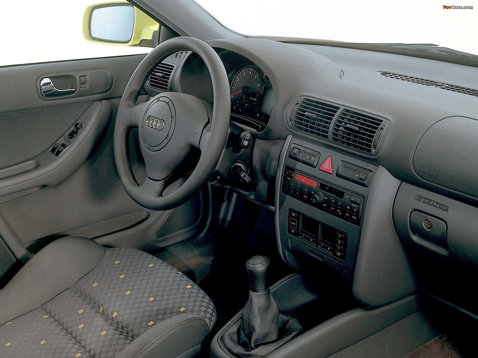 Pictures of Audi A3 8L (1996–2000) (1600x1200)