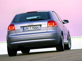 Pictures of Audi A3 2.0 TDI 8P (2003–2005)