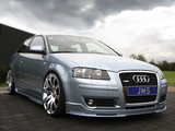Pictures of JMS Audi A3 S-Line 8P