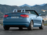 Audi A3 2.0 TDI Cabriolet 8PA (2008–2010) wallpapers