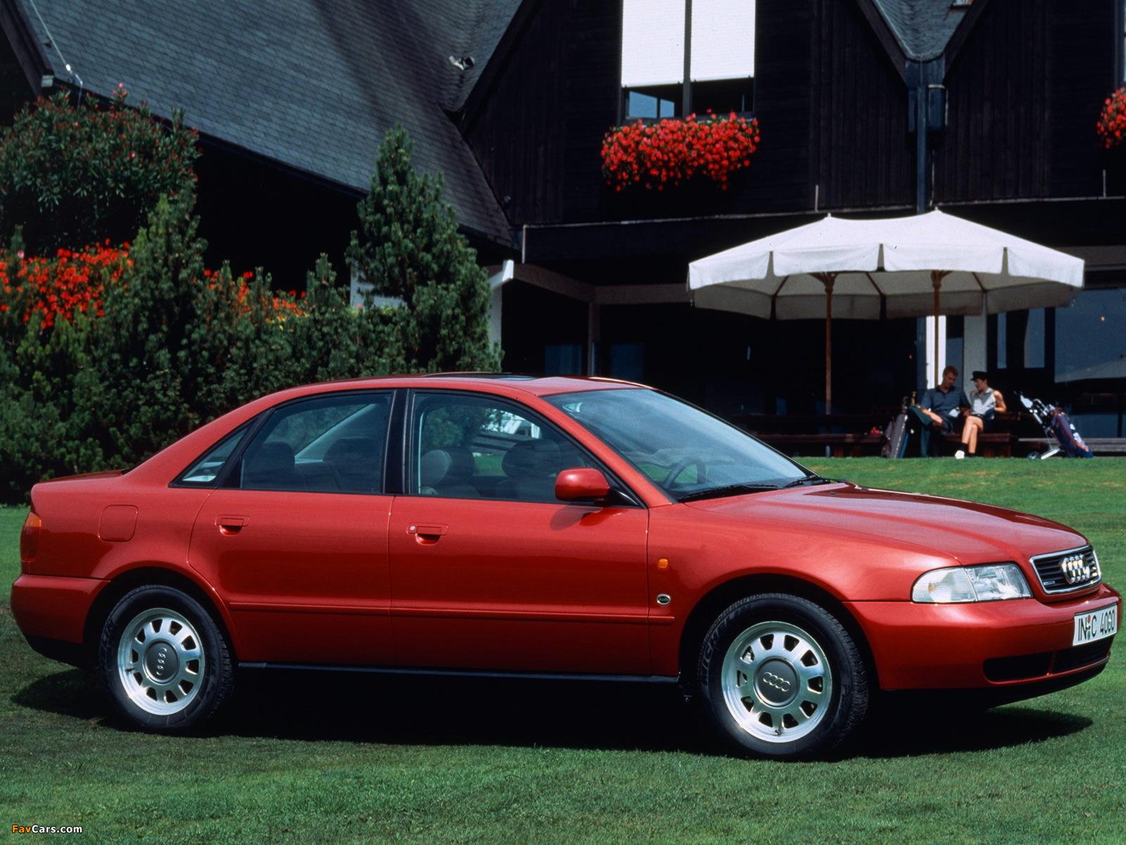 Kelebihan Kekurangan Audi A4 1997 Spesifikasi