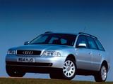 Audi A4 Avant UK-spec B5,8D (1995–2001) wallpapers