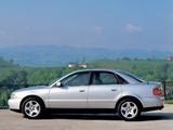 Audi A4 1.8 TDI Sedan B5,8D (1997–2000) images