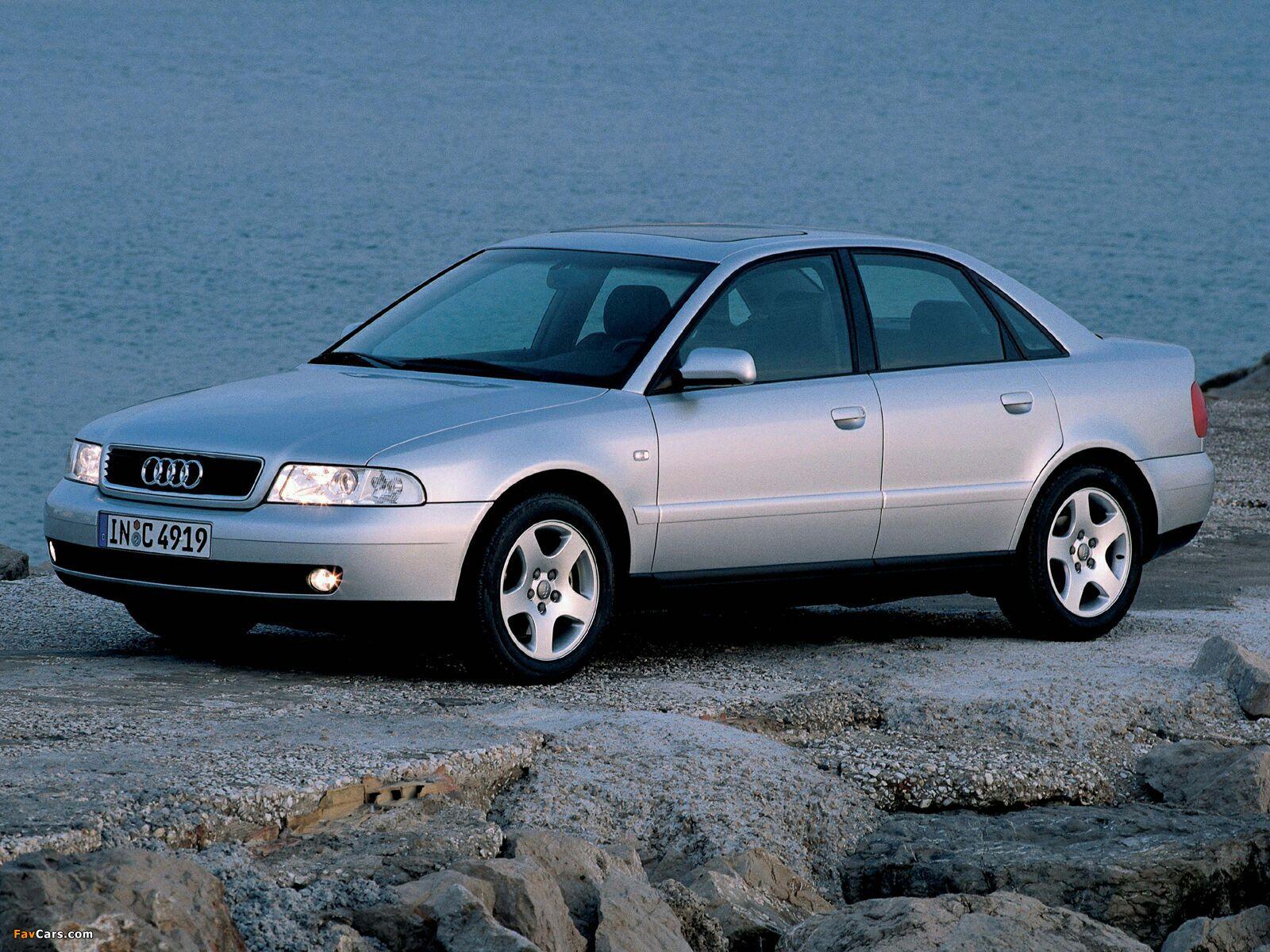 Audi A4 1.8 TDI Sedan B5,8D (1997-2000) images (1600x1200)