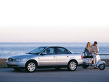 Audi A4 1.8 Sedan B5,8D (1997–2000) photos