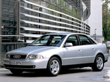 Audi A4 1.8 TDI Sedan B5,8D (1997–2000) photos