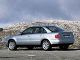 Audi A4 1.8 Sedan B5,8D (1997–2000) wallpapers