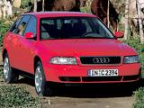 Audi A4 2.4 Avant B5,8D (1997–2001) wallpapers