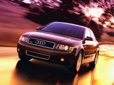 Audi A4 Sedan US-spec B6,8E (2000–2004) images