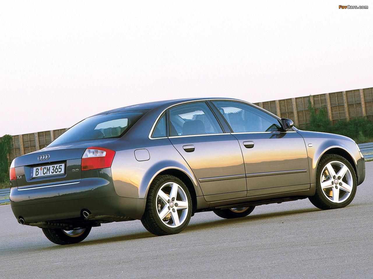 Kelebihan Audi A4 2004 Perbandingan Harga