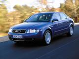 Audi A4 3.0 Sedan B6,8E (2000–2004) photos