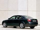 Audi A4 3.0 quattro Sedan B6,8E (2000–2004) photos
