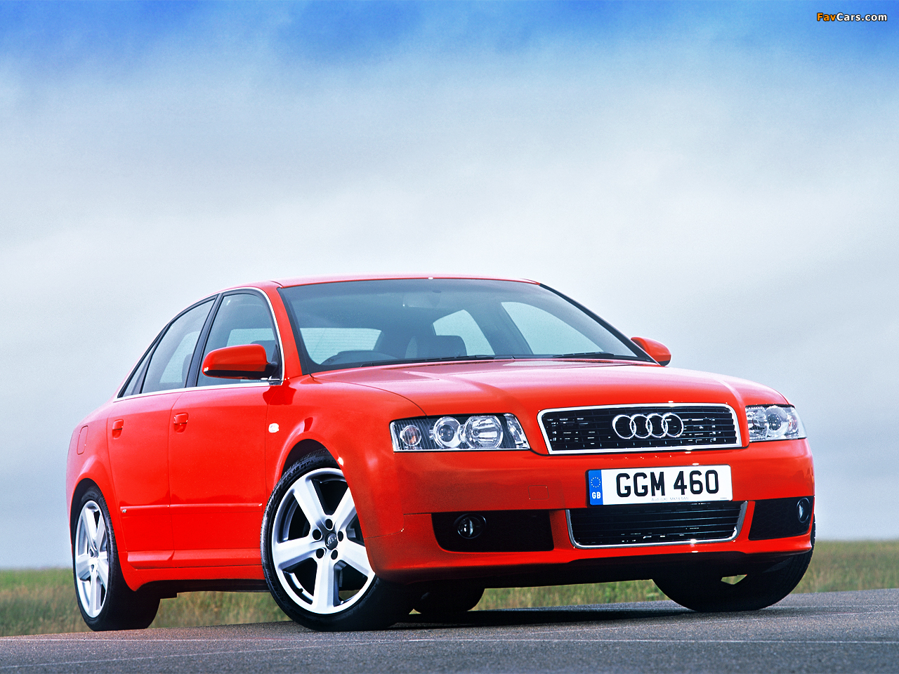 Audi A4 1 8t S Line Sedan Uk Spec B6 8e 2001 2004 Images