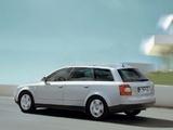 Audi A4 1.9 TDI Avant B6,8E (2001–2004) images