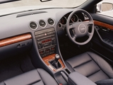 Audi A4 2.4 Cabrio UK-spec B6,8H (2001–2005) photos