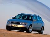 Audi A4 1.9 TDI Avant B6,8E (2001–2004) photos