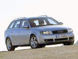 Audi A4 1.9 TDI Avant B6,8E (2001–2004) pictures