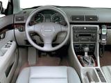 Audi A4 3.0 quattro Avant B6,8E (2001–2004) pictures