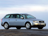 Audi A4 Avant B6,8E (2001–2004) wallpapers