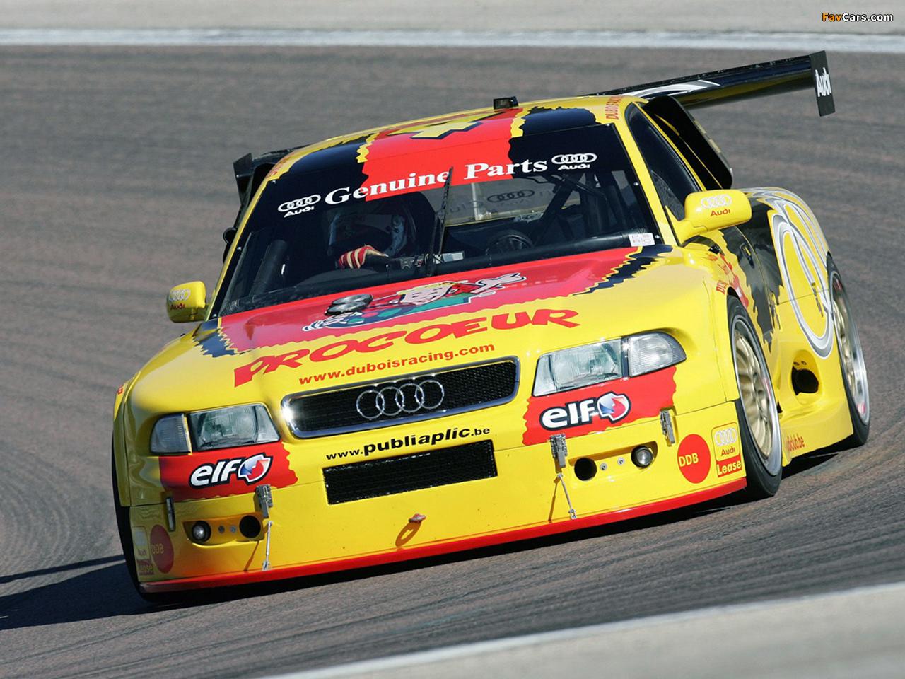 Audi A4 Btcs B5 8d 2002 Photos 1280x960