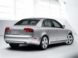 Audi A4 2.0T S-Line Sedan US-spec B7,8E (2004–2007) images