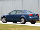 Audi A4 3.0 TDI quattro Sedan ZA-spec B7,8E (2004–2007) images