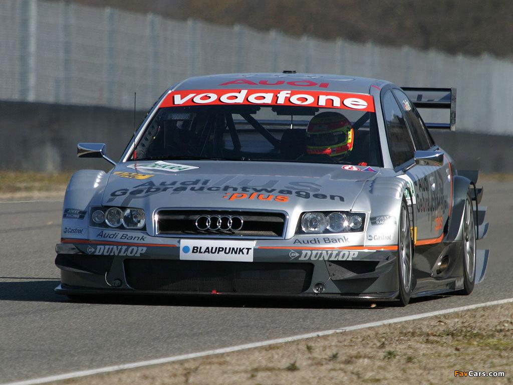 Audi A4 Dtm B6 8e 2004 2006 Images 1024x768
