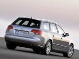 Audi A4 3.2 TDI quattro Avant B7,8E (2004–2008) photos