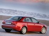 Audi A4 3.0 TDI quattro Sedan B7,8E (2004–2007) pictures