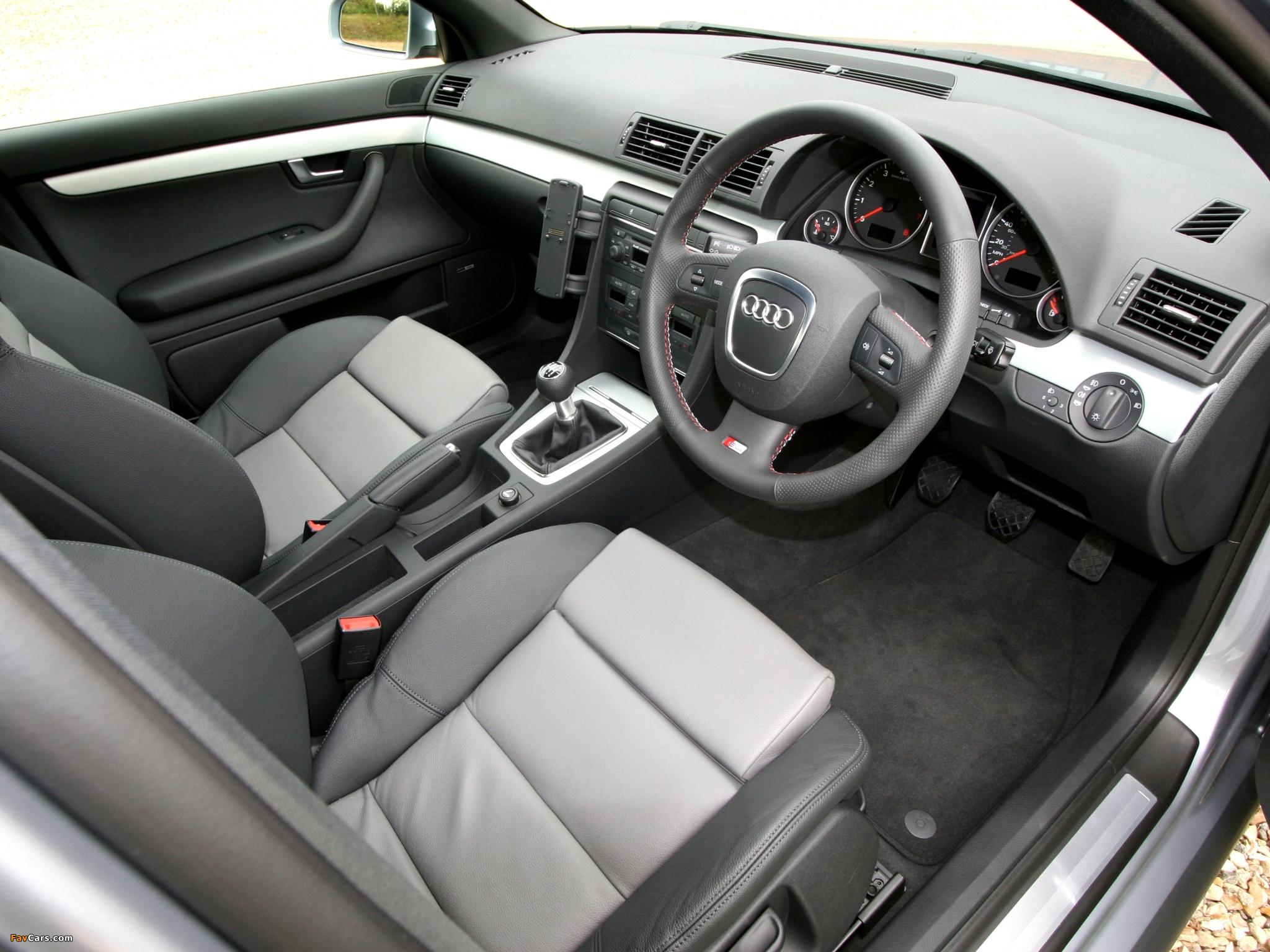 Audi A4 2 0t S Line Sedan Uk Spec B7 8e 2004 2007