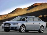 Audi A4 2.0T Sedan B7,8E (2004–2007) pictures