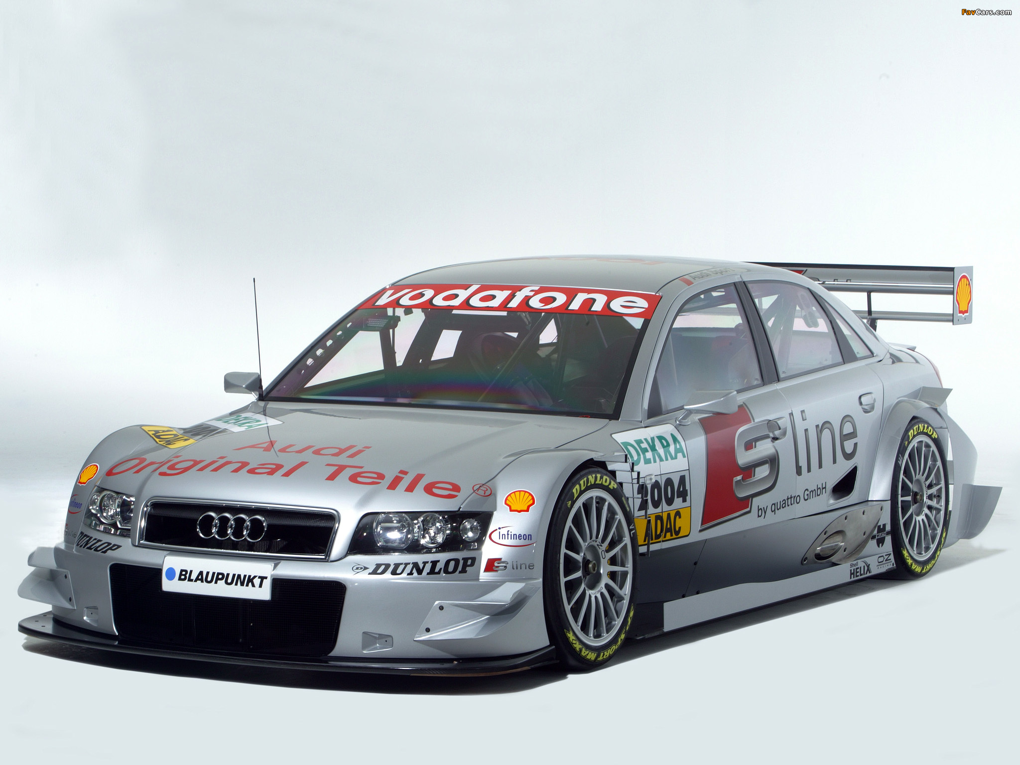 Audi A4 Dtm B6 8e 2004 2006 Wallpapers 2048x1536