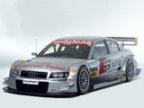 Audi A4 DTM B6,8E (2004–2006) wallpapers