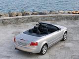 Audi A4 2.0T Cabrio B7,8H (2005) photos