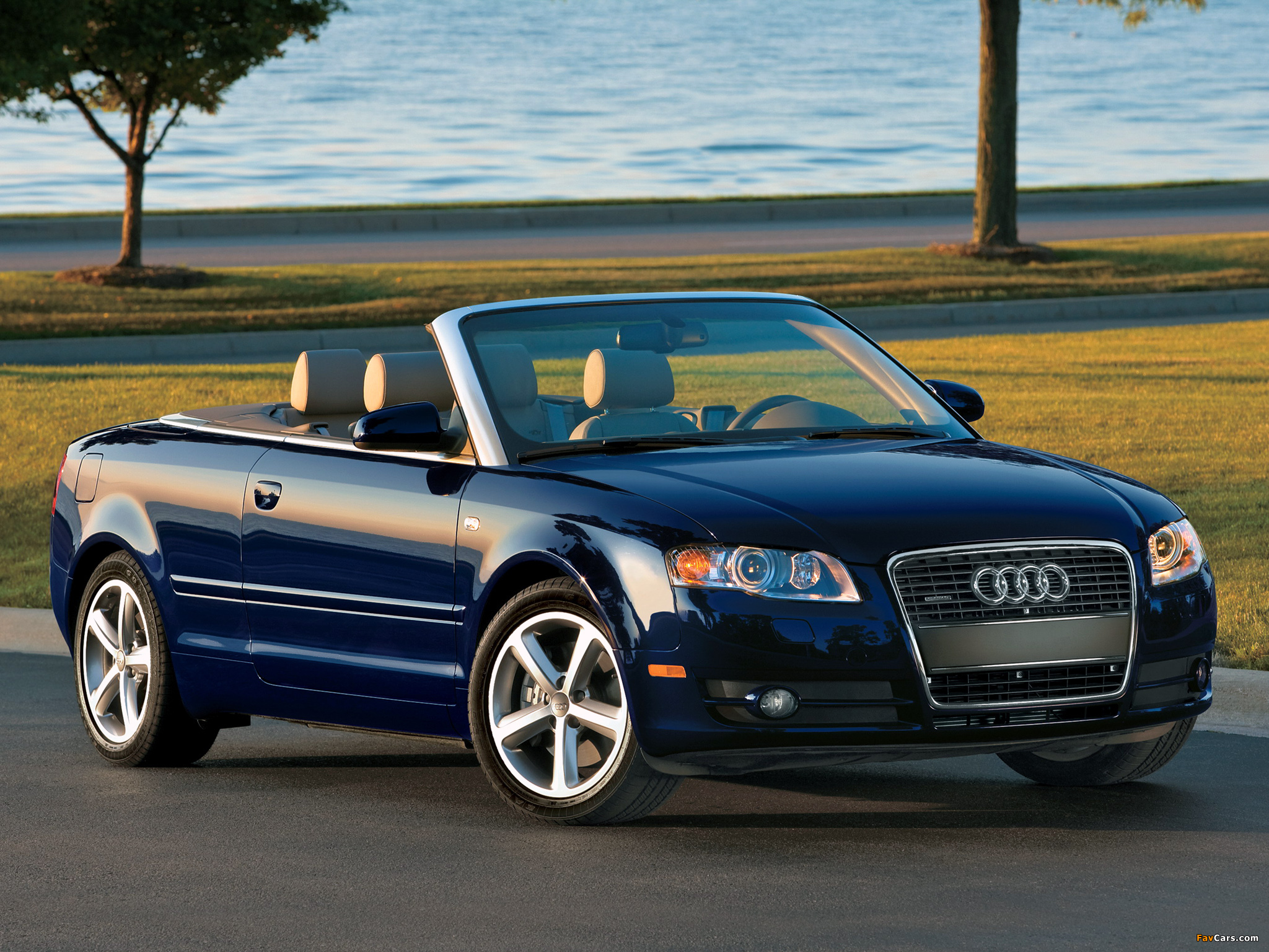 audi a4 3 2 quattro cabrio us spec b7 8h 2005 pictures 2048x1536. Black Bedroom Furniture Sets. Home Design Ideas