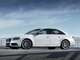 Audi A4 3.2 FSI quattro S-Line Sedan B8,8K (2007–2011) images