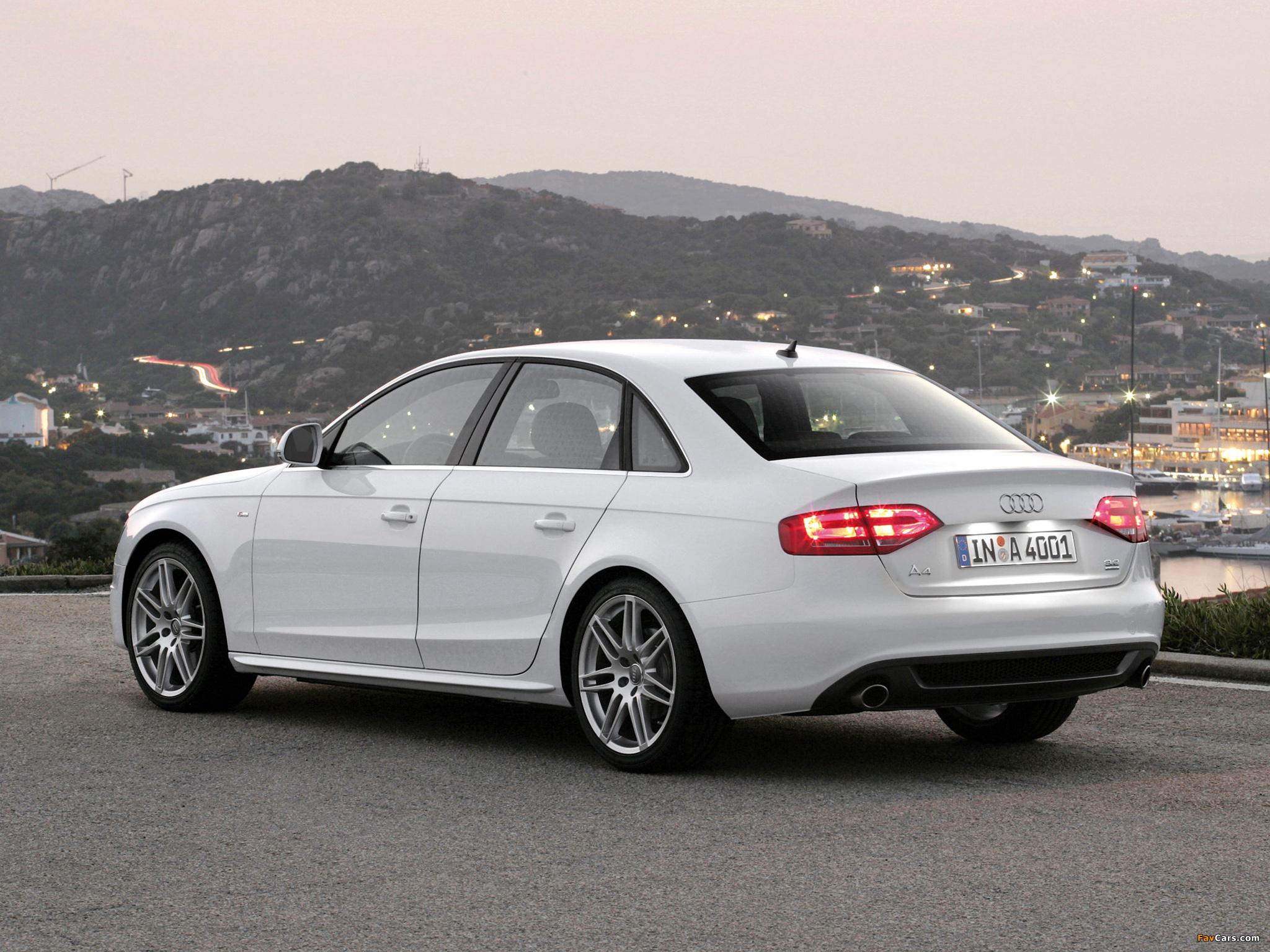 Kelebihan Audi A4 3.2 Fsi Top Model Tahun Ini