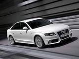 Audi A4 3.2 FSI quattro S-Line Sedan B8,8K (2007–2011) photos