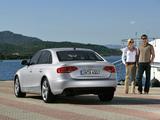 Audi A4 2.0 TDI Sedan B8,8K (2007–2011) pictures