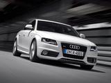 Audi A4 3.2 FSI quattro S-Line Sedan B8,8K (2007–2011) pictures