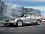 Audi A4 2.0 TDI Avant B8,8K (2008–2011) images