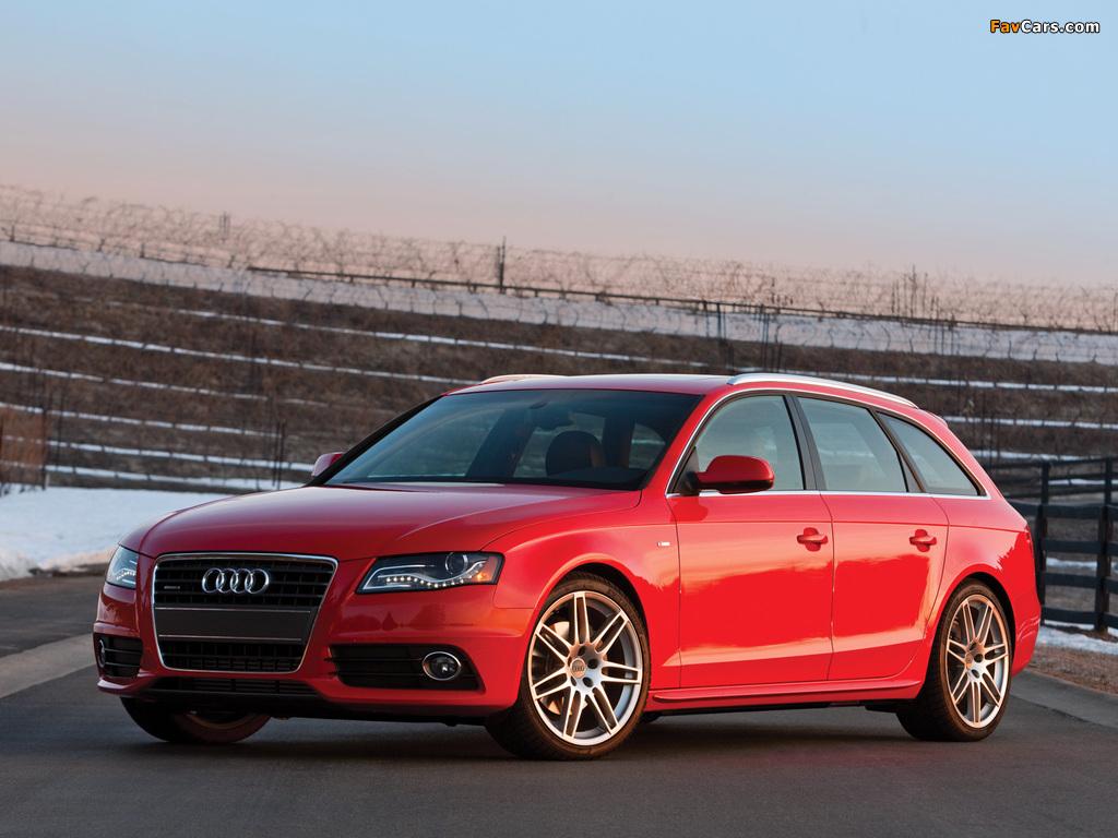 Audi a4 avant s line 2008 spec 16