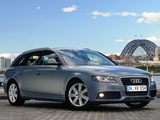 Audi A4 2.0 TDI Avant B8,8K (2008–2011) photos