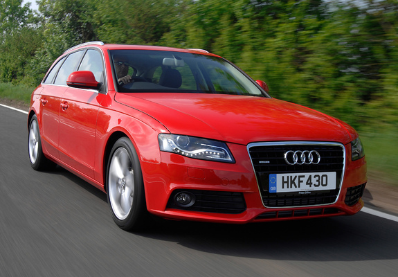 audi a4 3 0 tdi quattro avant uk spec b8 8k 2008 2011 photos. Black Bedroom Furniture Sets. Home Design Ideas