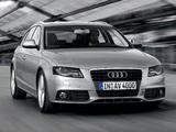 Audi A4 2.0 TDI Avant B8,8K (2008–2011) pictures