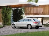 Audi A4 2.0T quattro Avant US-spec B8,8K (2008–2011) pictures