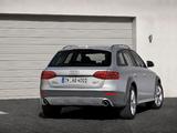 Audi A4 Allroad 2.0T quattro B8,8K (2009–2011) images