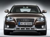 Audi A4 Allroad 3.0 TDI quattro B8,8K (2009–2011) images