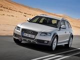 Audi A4 Allroad 2.0T quattro B8,8K (2009–2011) photos